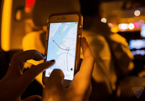 Uber appears to be interest-targeting Facebook ads to people who like the ACLU