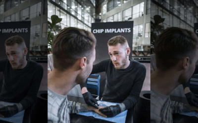 Are You Ready For A Chip Implant?